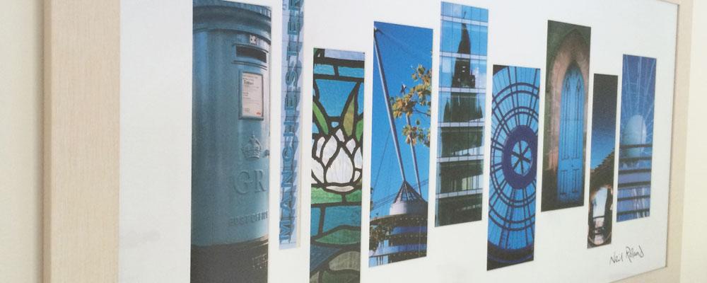 SG Framing in Manchester - Custom Made Picture Frames