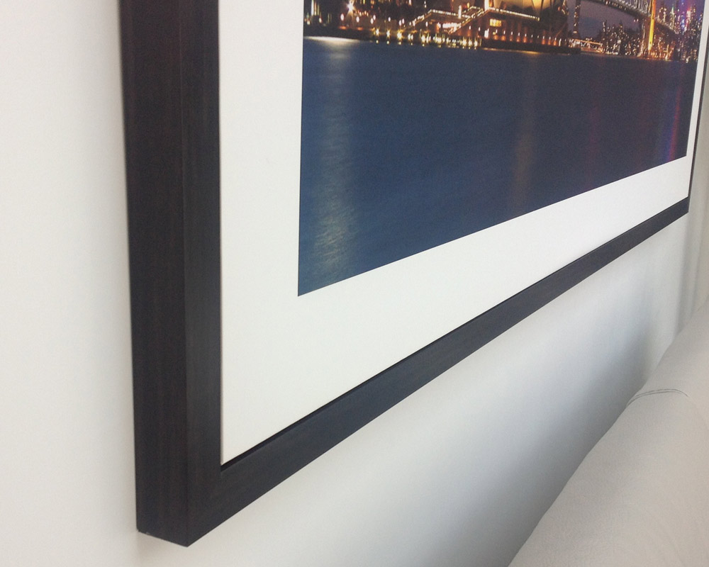 Bespoke Canvas Print Framing in Manchester with SG Framing